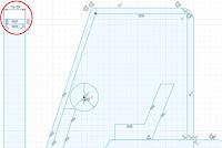 Sketch Forklift Mast