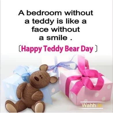 Happy Teddy Bear Day Messages for Boyfriend In Hindi