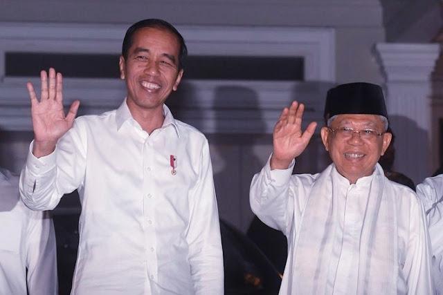 Ini 10 Janji Jokowi-Ma'ruf Jika Terpilih Memimpin Indonesia 2019-2024, Akankah Ditepati?