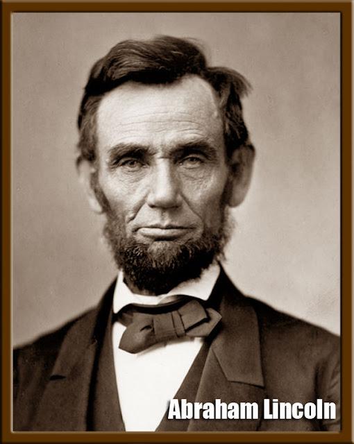 Biodata Lengkap Abraham Lincoln
