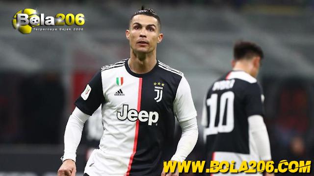 Ronaldo Pecahkan Rekor Pele