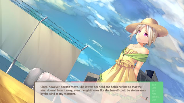 Game Visual Novel One Thousand Lies APK