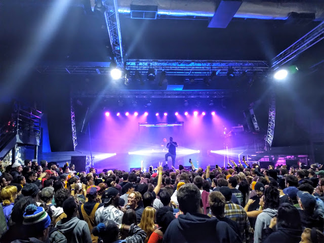 See Videos and Pictures of Danny Brown Performance at 1st Avenue in Minneapolis,MN