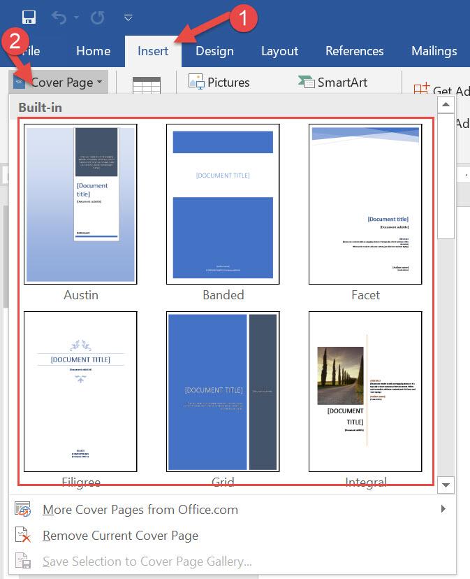 Cara Membuat Halaman Skripsi Di Word 2013 : membuat, halaman, skripsi, Membuat, Halaman, Judul, Cover, Skripsi/Makalah/Laporan, Microsoft, Tutup, Kurung