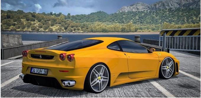 ETS 2 - Ferrari F430 Ünal Turan 34 VUH 58 Modu (1.39)