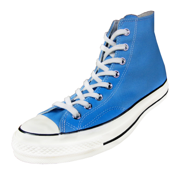 1999b534f3ba2e Converse First String 1970 s All-Star Chuck Taylor Hi and Ox. Available in  Heritage Blue Hi and True Navy Ox.