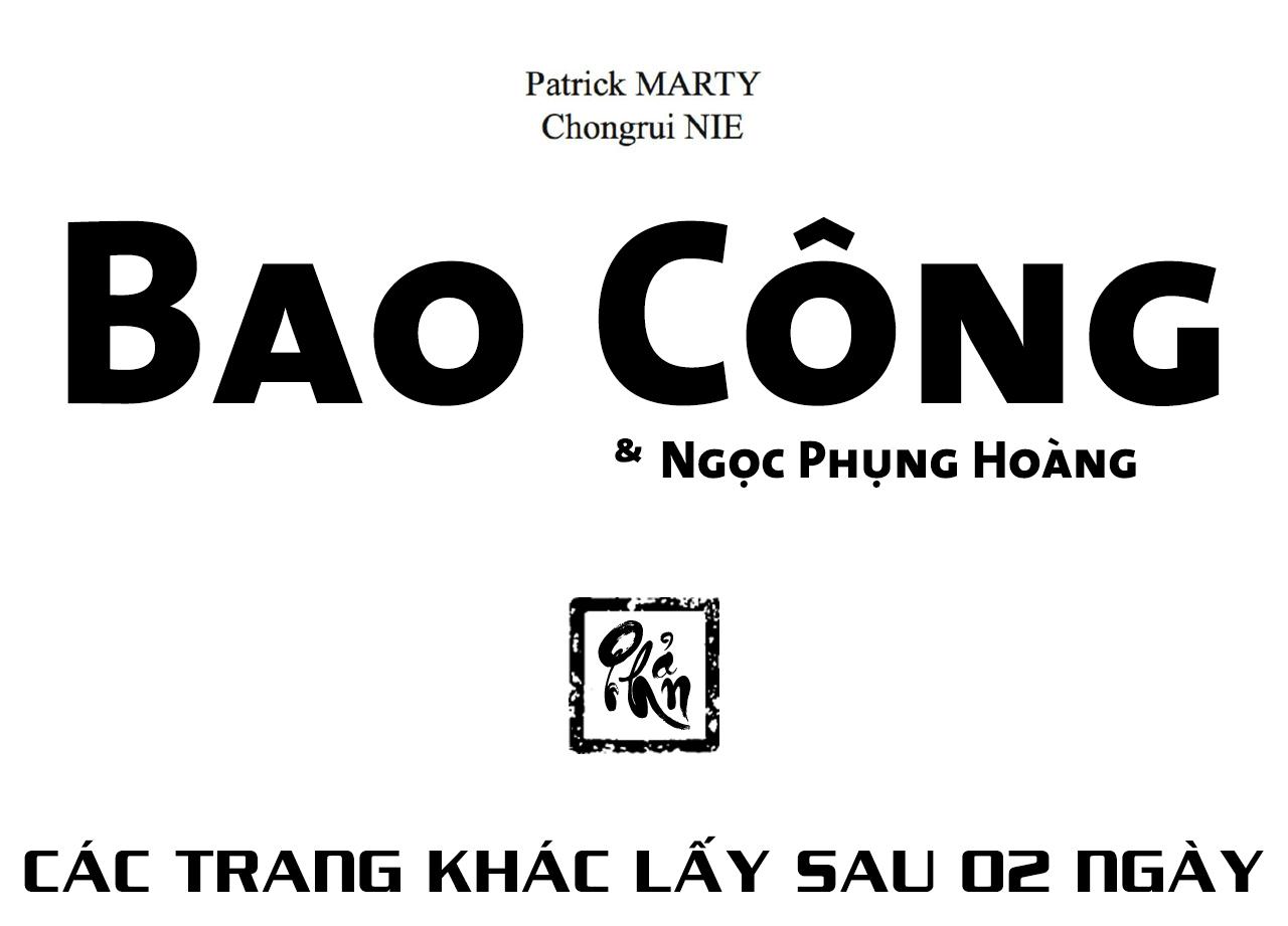 Judge Bao | Bao Công Kỳ Án