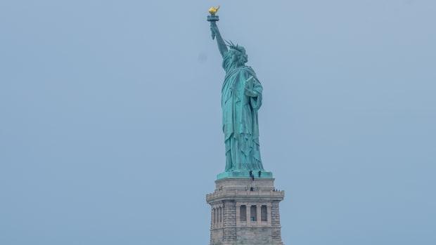 20 Fakta Tentang Patung Liberty