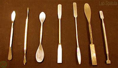 Lab spatula