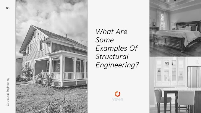 What are some examples of structural engineering?
