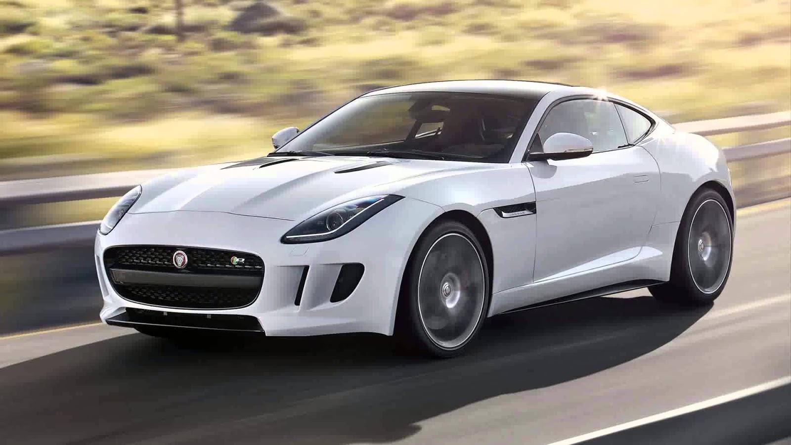 White Jaguar Hd Pic