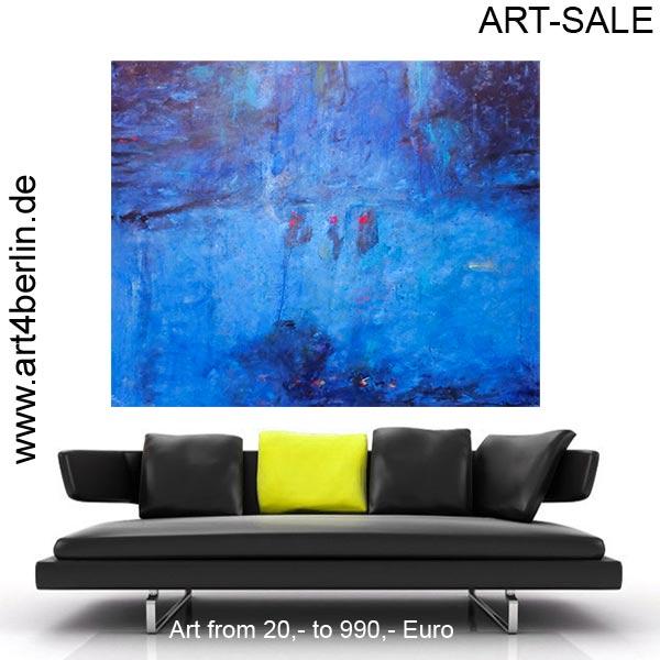 art sale, moderne kunst, abstrakte Ölgemälde, große
