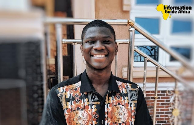 18 year old genius, Isaac Somto designs app that enables Nigerians order ambulance