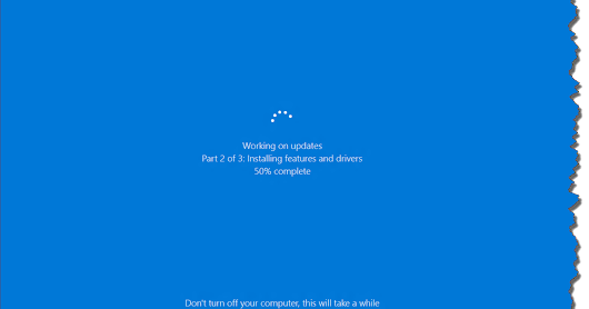 How To Fix 'Working On Update' Issue In Windows 10