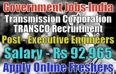 TRANSCO Recruitment 2019