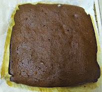 Right from the oven Protein Plantain Flour Brownies (paleo, Nut--Free. Vegan, Gluten-Free, Refined Sugar-Free).jpg