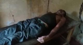 गन्धर्व नदी देखने गया युवक का पैर पिसलने से हुई मौत