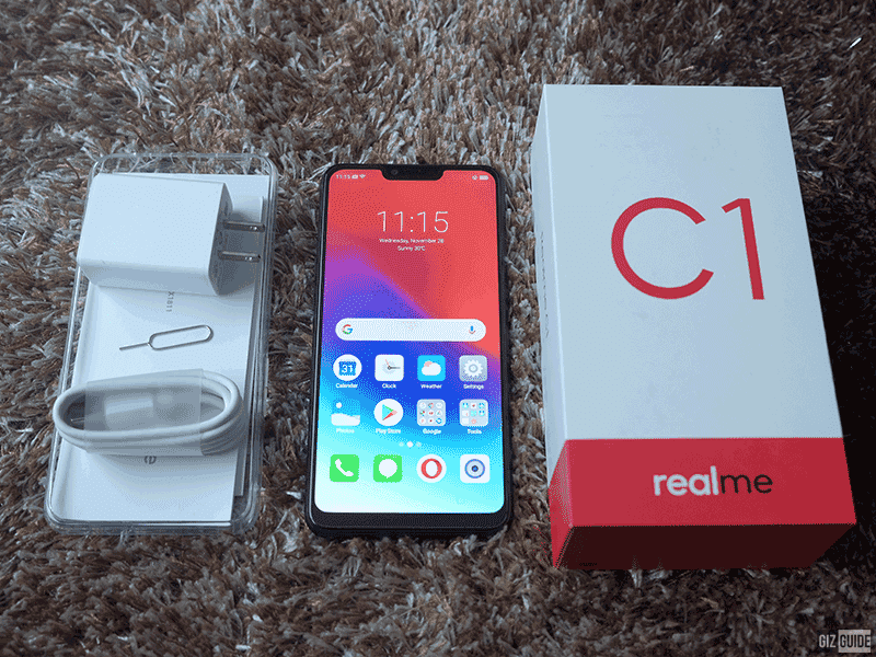 Realme C1 receives seeds Android Pie-based ColorOS 6 update
