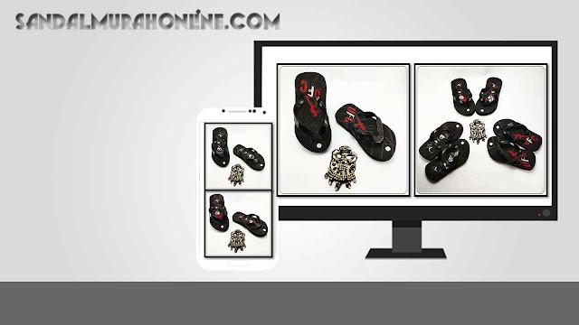 Pusat Grosir Sandal Anak Spon | Sandal Jepit AB LK Murah Anak