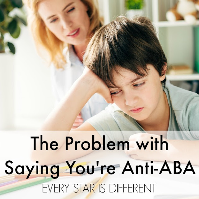 The Problem with Saying You're Anti-ABA