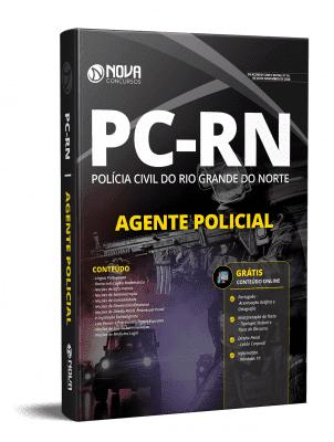 Apostila Concurso PC RN 2020 PDF Edital Online Inscrições