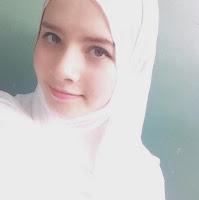 Foto Cantik Jovita Karen Pakai Kerudung