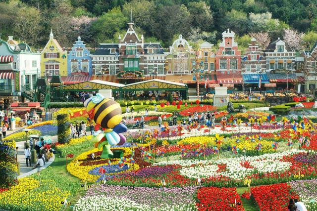Công viên Everland, Hàn Quốc