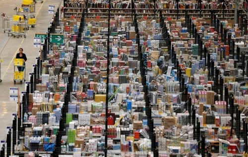 Amazon plans to open discount stores for unsold items