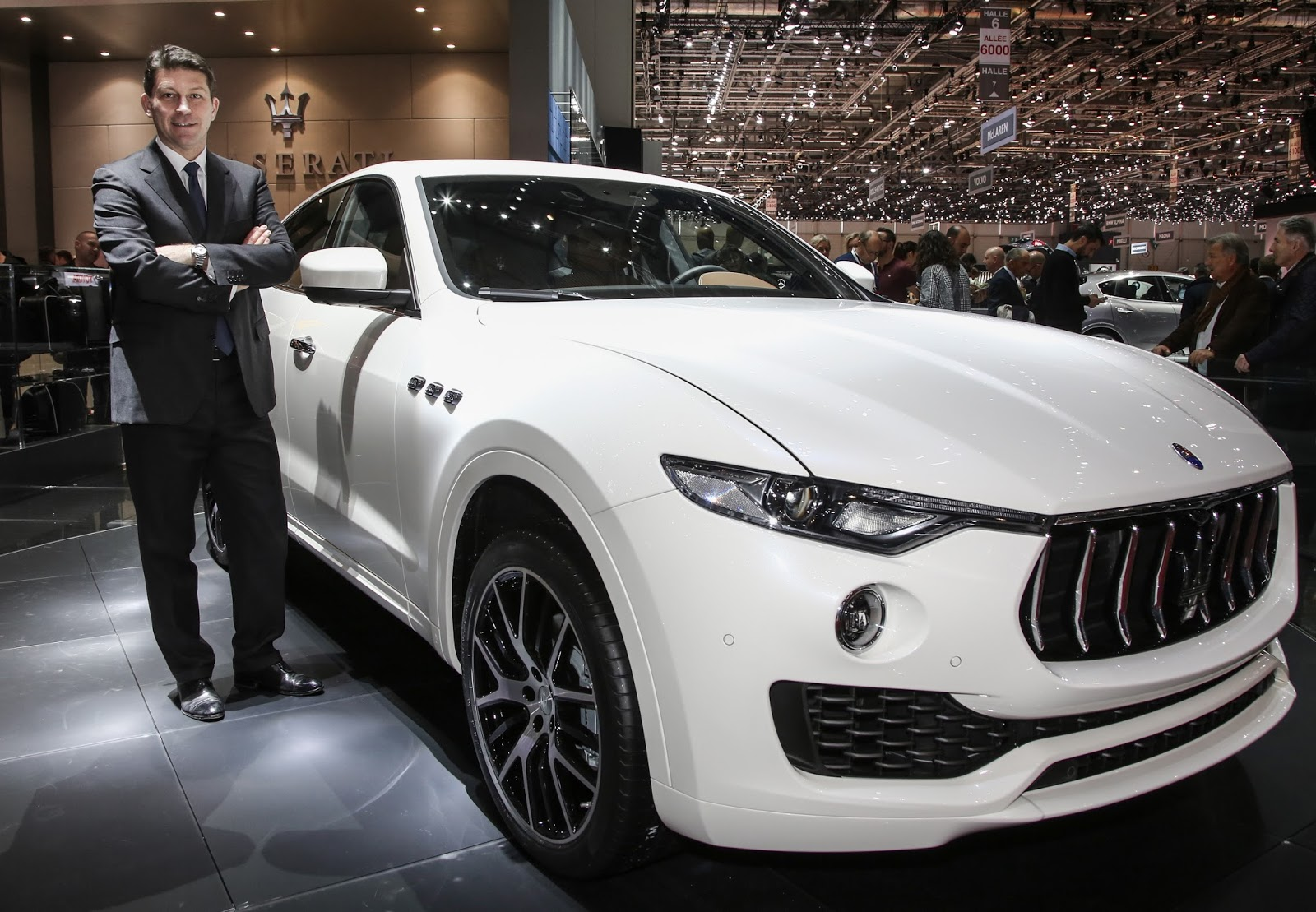 56d6f5961d01c Τα πάντα για το πρώτο SUV της Maserati autoshow, Maserati, Maserati Ghibli, Maserati Ghibli S, Maserati Ghibli S Q4, Maserati GranTurismo, Maserati Levante, Maserati Levante S, Maserati Quattroporte, zblog