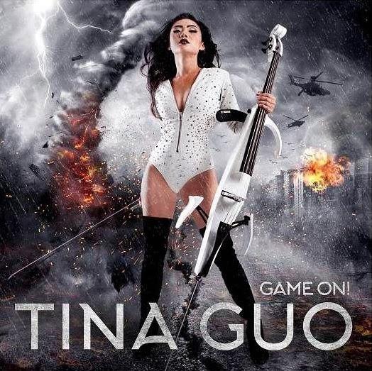Tina Guo郭婷娜 推出古典跨界電玩音樂專輯《Game On! 》
