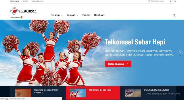 Daftar Harga Paket  Terbaru Telkomsel 2020