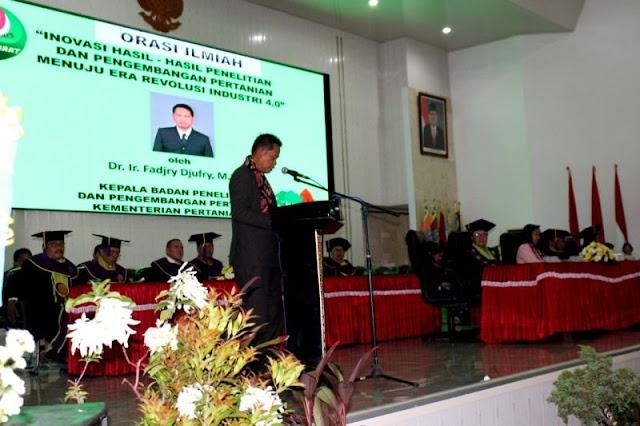 Pertanian Indonesia Siap Hadapi Era Industri 4.0