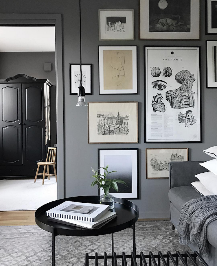 My Scandinavian Home A Cool Grey Cream And White Swedish Space