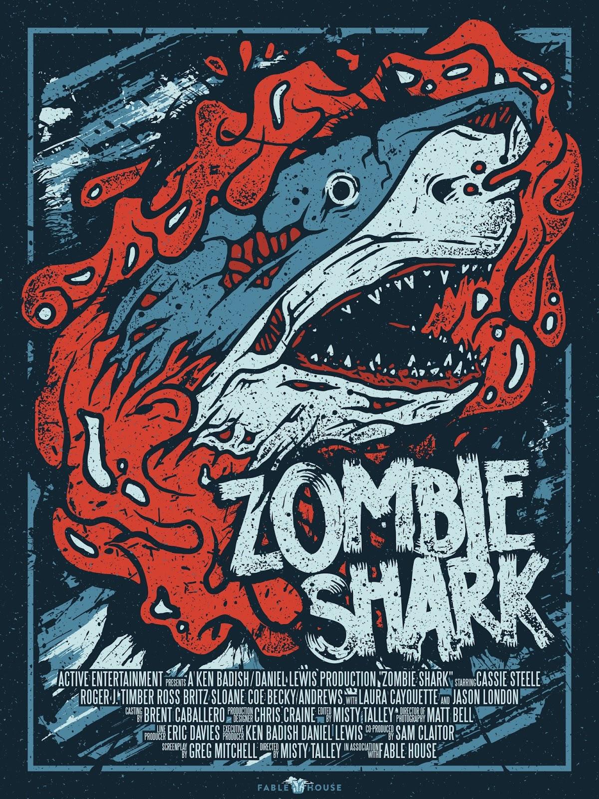 Zombie Shark 2015 - Full (HD)