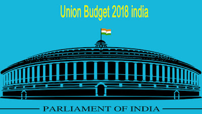 Union budget 2018 india highlights key