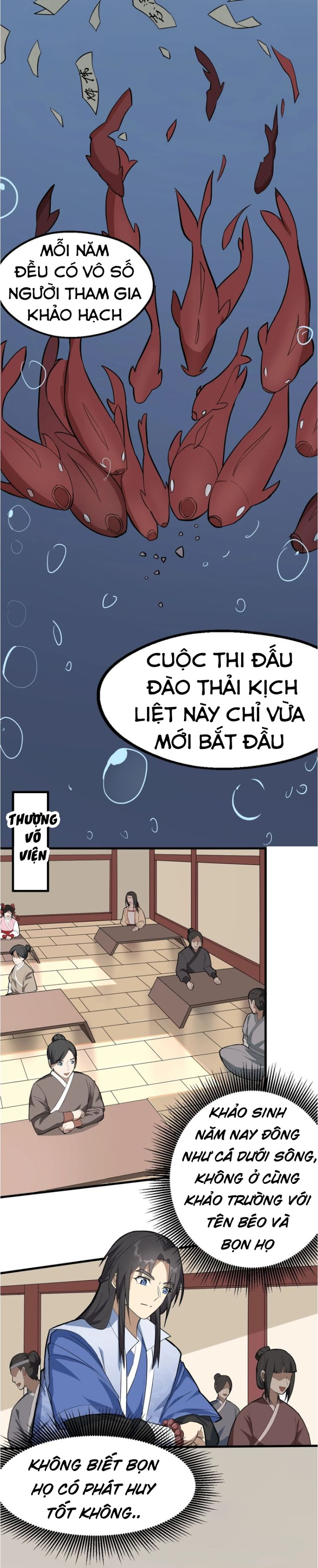 Đại Nghịch Chi Môn Chapter 59 video - Hamtruyen.vn