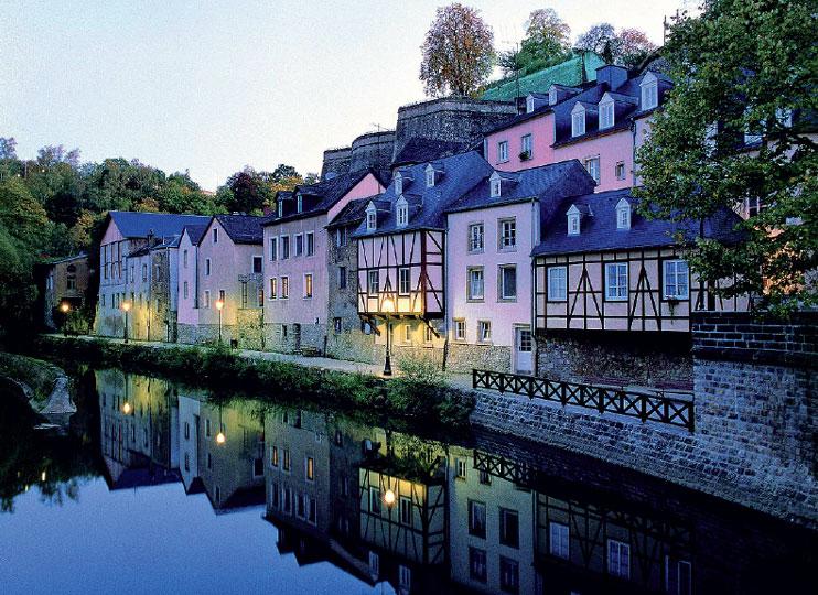 conocer personas de luxemburgo