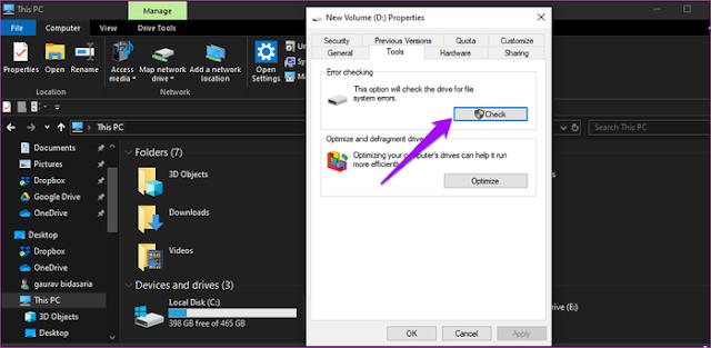 Membuka Folder File Korup Di Windows 10 Begini Cara Perbaikinya