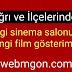 Ağrı ve Doğubayazıt'ta Sinema Salonlarında Hangi Filmler Gösterimde? Haspark ve CineGold Sinemaları