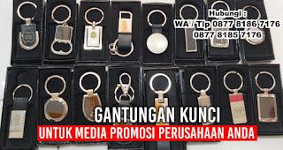 Gantungan Kunci Untuk Media Promosi Perusahaan Anda