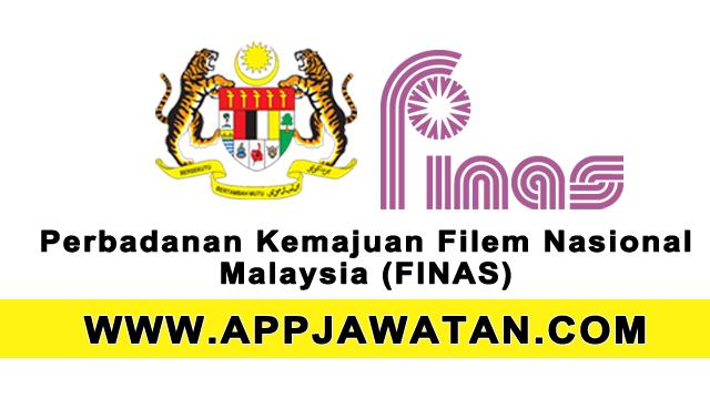 logo Perbadanan Kemajuan Filem Nasional Malaysia
