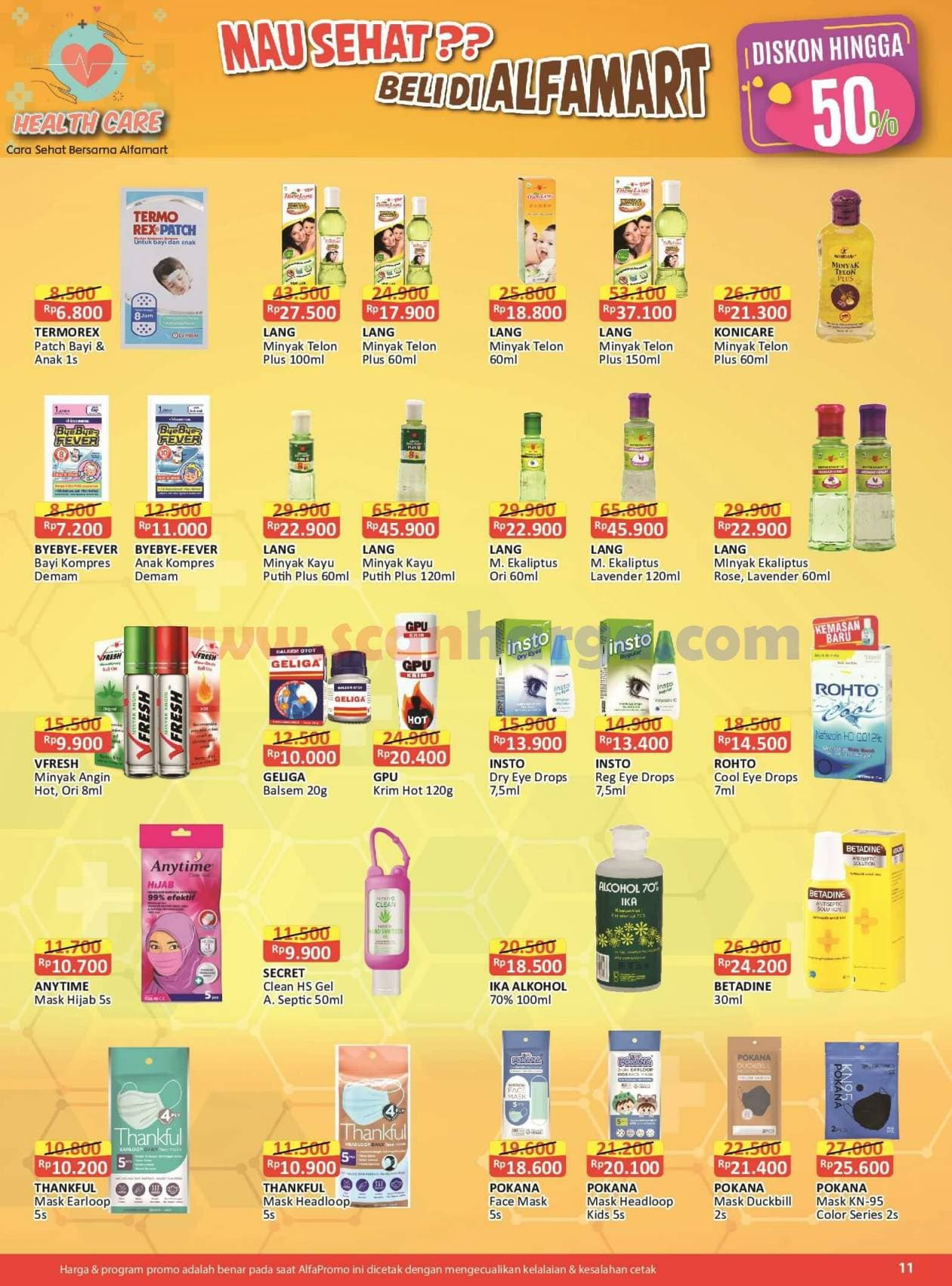 Katalog Promo Alfamart 1 - 15 Maret 2021 11