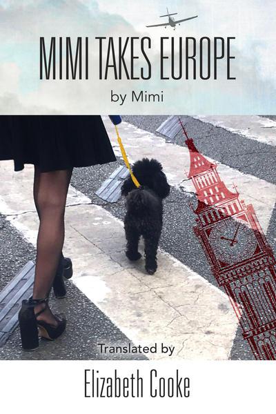 Mimi Takes Europe cover