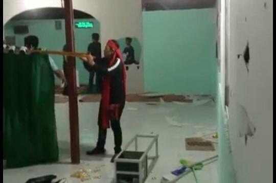 Allahu Akbar, Pemuda Ini Masuk Islam Gara-gara Masjid Minahasa Dirusak