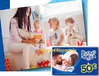 """Concorso """"Con Mellin per il suo futuro"""" : in palio 105 buoni spesa da 50 euro e 6.000 euro per asilo o babysitter"""