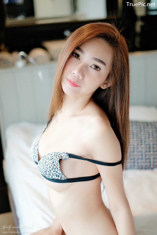 Image Thailand Model - Tadsanapon Kampan - Leopard Bikini - TruePic.net - Picture-10