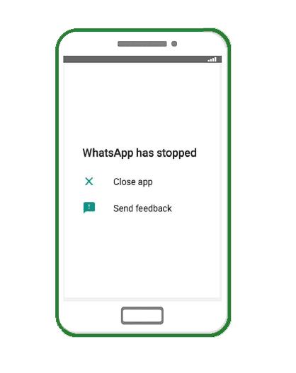 Whatsapp berhenti