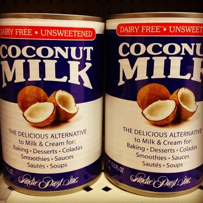 Plant Based Vegetarian Vegan Food Groceries at Target Canned Coconut Milk