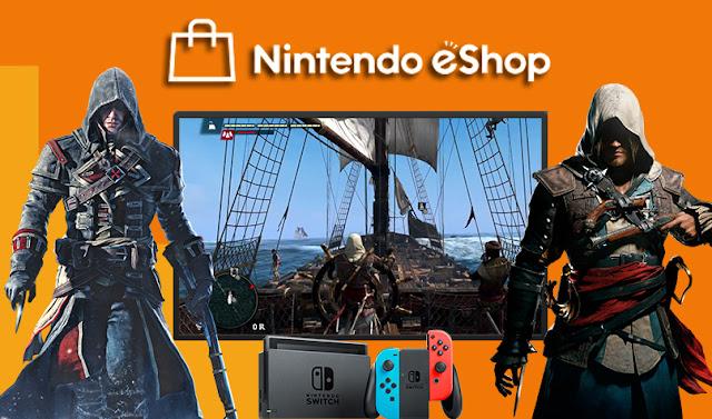 Nintendo Downloads: Furtivo e letal