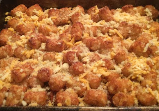 Pizza tater tot casserole, tater tot casserole, easy casserole recipe, Best casserole on earth,